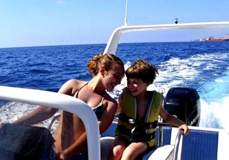 Anaga boat excursion Tenerife