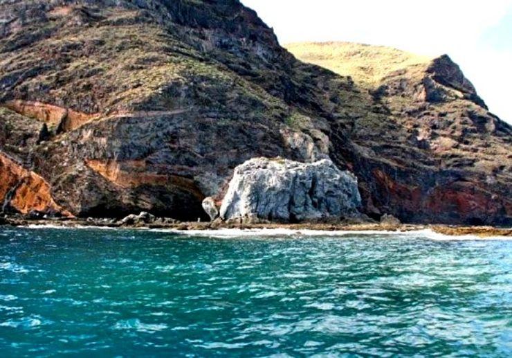 Water taxi Puerto Chico - Roque Bermejo Anaga