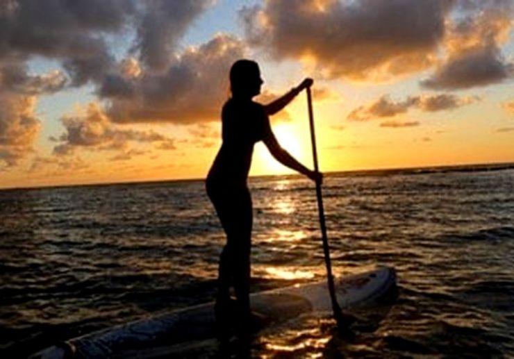Sunset Stand Up Paddle Tenerife