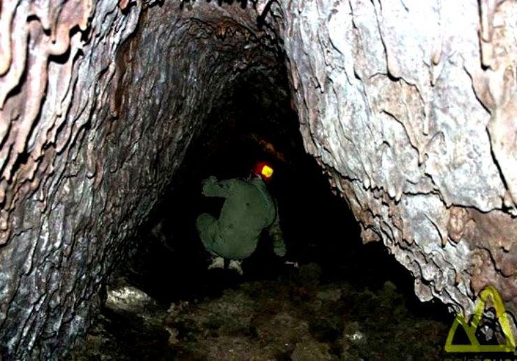 Explore La Palma caves