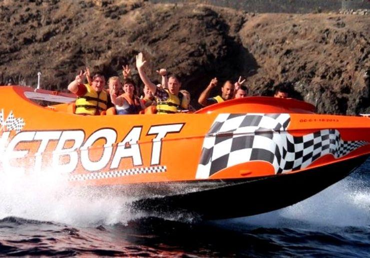 Jetboat combo deals in Puerto del Carmen