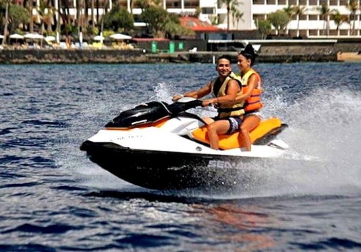 Puerto del Carmen jetski combo deals