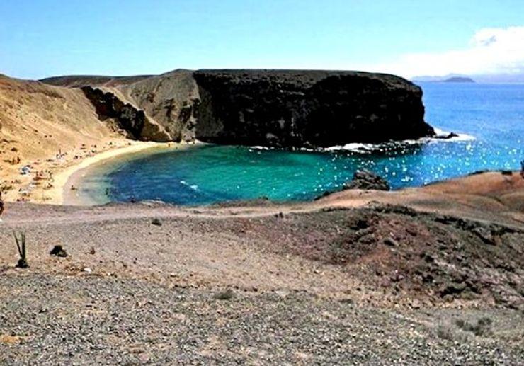 Jetski safari Playa Blanca to visit Papagayo beach