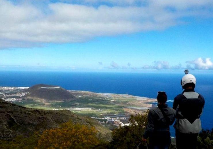 Quad adventure in Tenerife