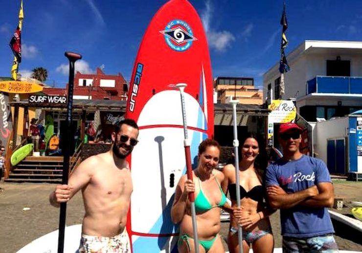 Stand Up Paddle El Medano