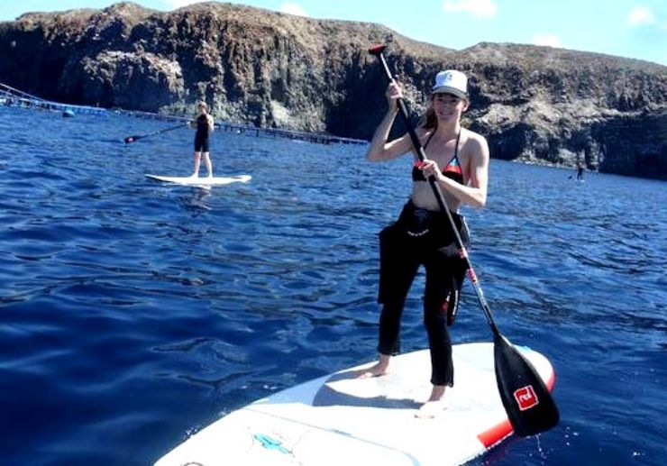 Tenerife Stand Up Paddle