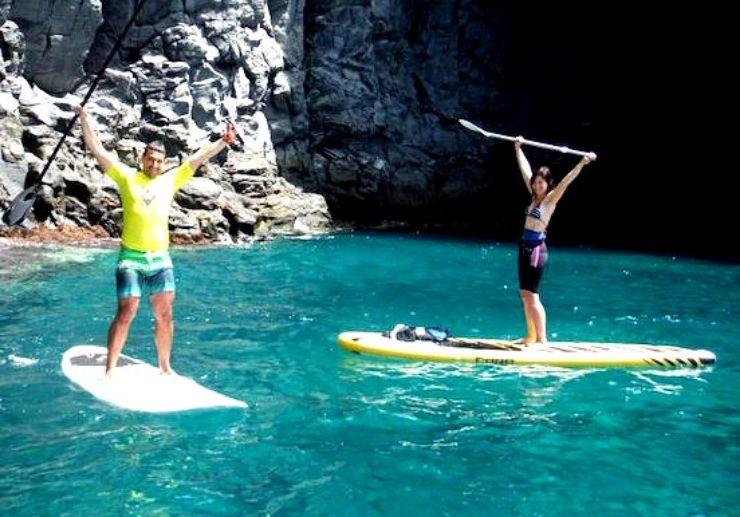 Enjoy SUP Tour in  El Medano Tenerife