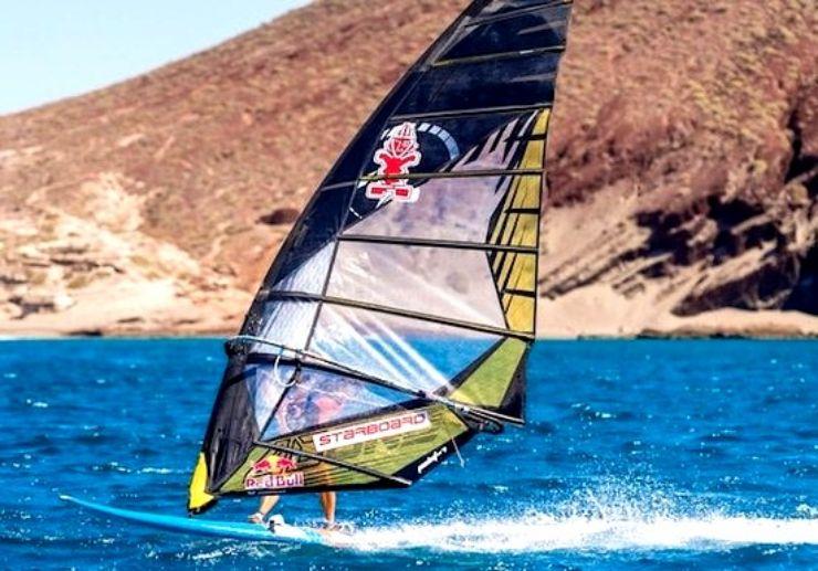 Windsurfing private lesson El Medano