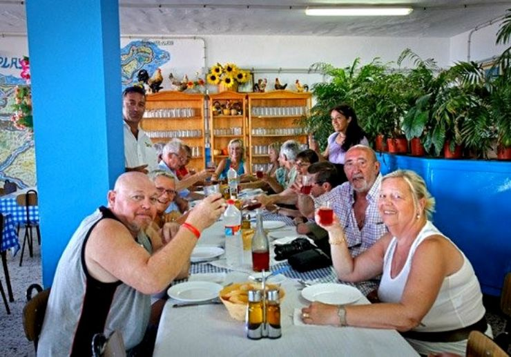 VIP Anaga tour with lunch in a restaurant