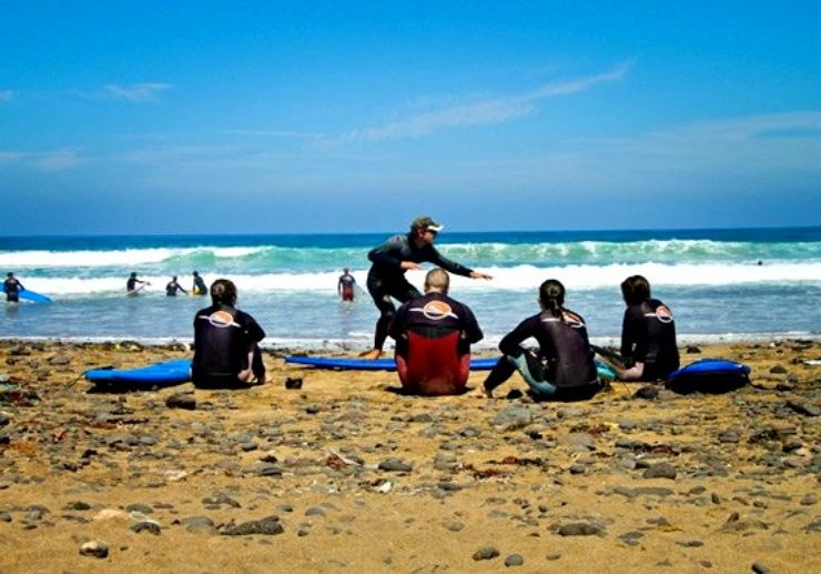 Surf trip in Lanzarote