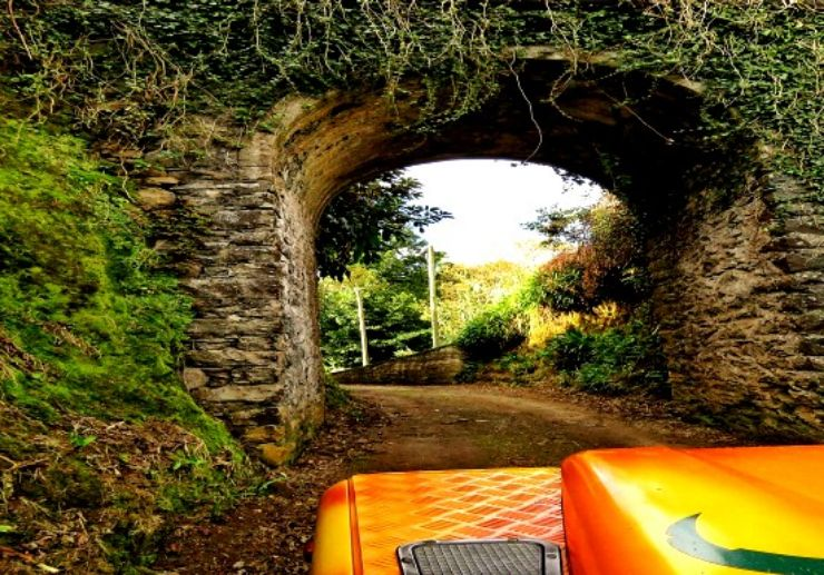 Explore eastern Madeira on jeep safari