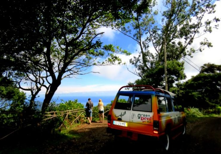 Madeira country delights jeep tour