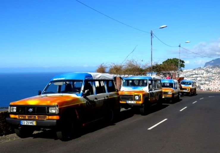 Country delights tour in Madeira