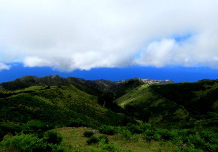 Ride a jeep to Madeira highland