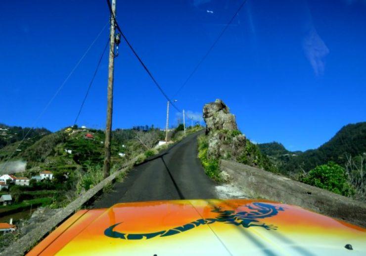 Explore Madeira on a jeep safar tour