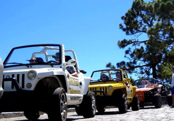Buggy tour adventure Tenerife