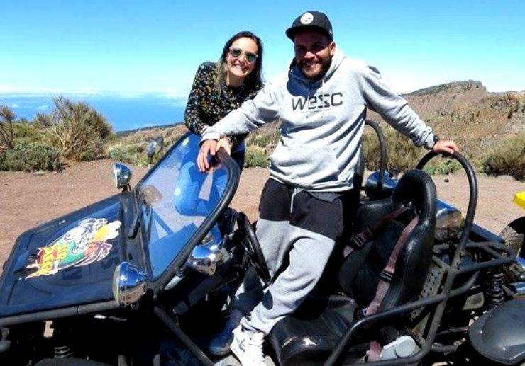 Ride the buggy tour adventure in Tenerife