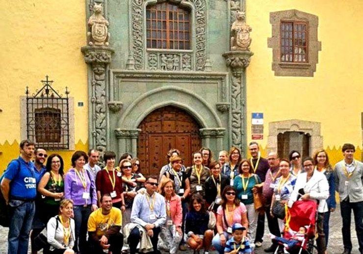 Columbus Museum in Vegueta Gran Canaria