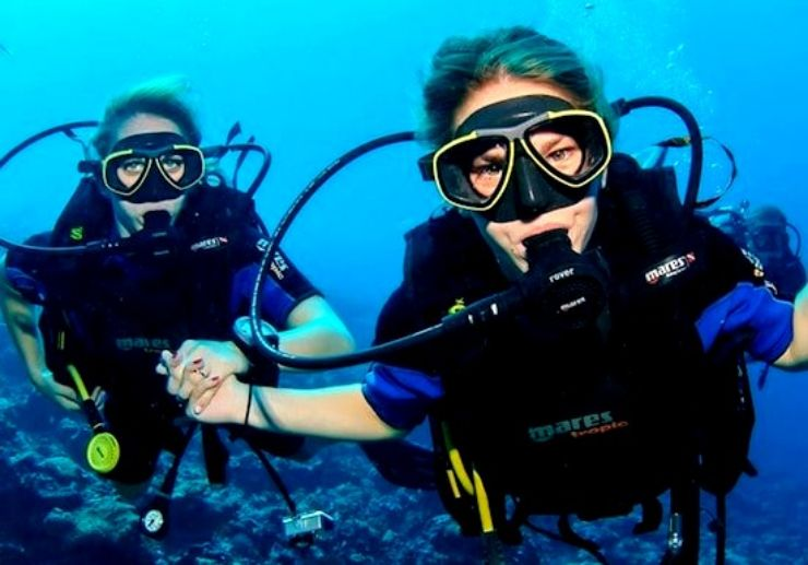 Diving tours in Gozo