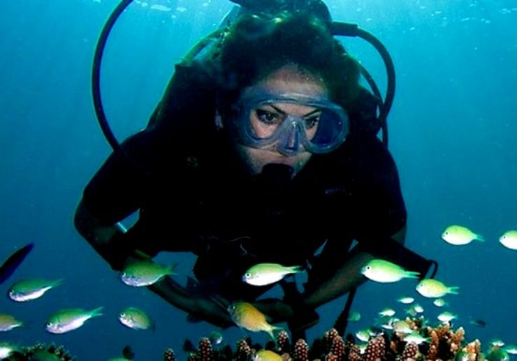 Gozo island guided diving package