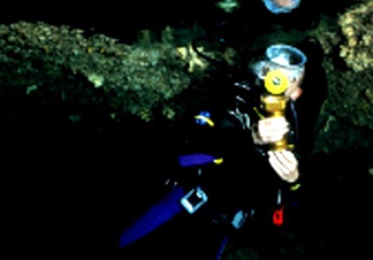 Explore underwater caves in Gozo
