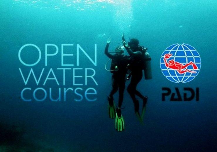 El Hierro PADI open water diver course