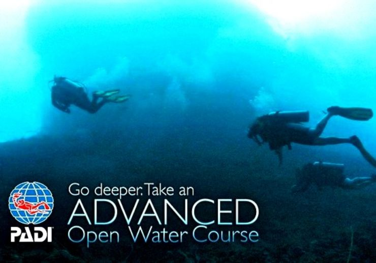 PADI Advanced Open Water Diving Course in El Hierro