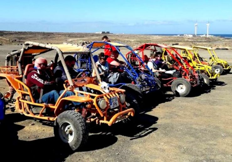 Corralejo buggy safari tour