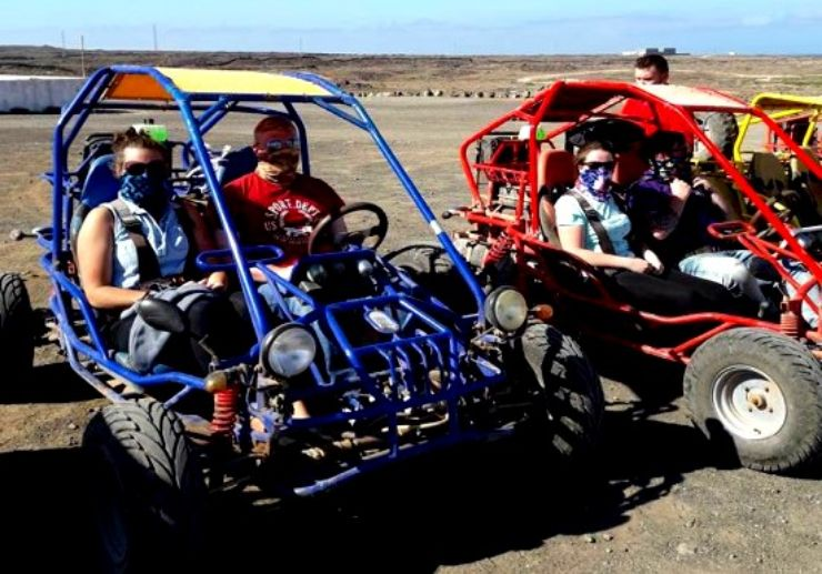 Buggy safari adventure Corralejo