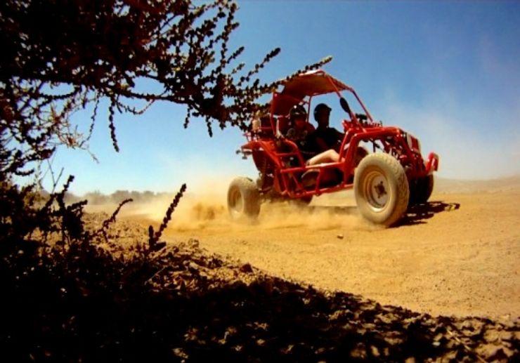 Corralejo buggy safari adventure