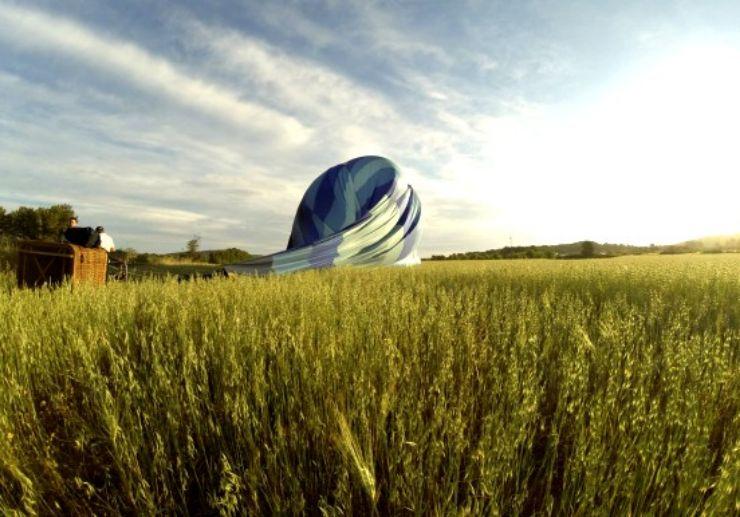 Private Ibiza Hot air balloon