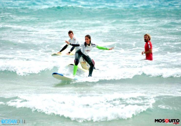 Surfing classes in Corralejo Fuerteventura