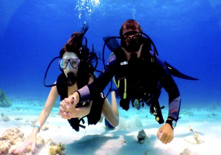 Discovery Scuba Diving in Lanzarote