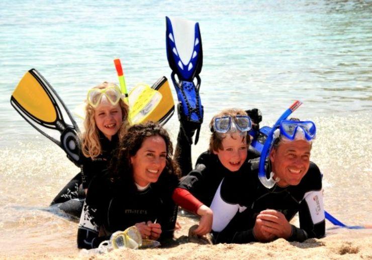 Lanzarote snorkelling rental