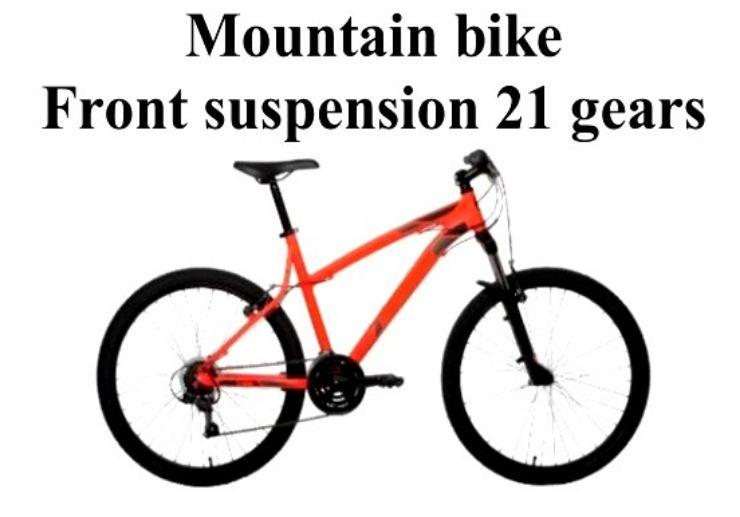 Mountain Bike rental PLaya del Ingles
