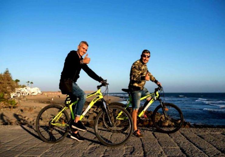 Maspalomas mountain bike rental