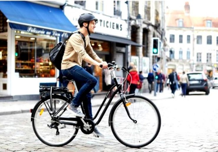Electric bike rental Maspalomas