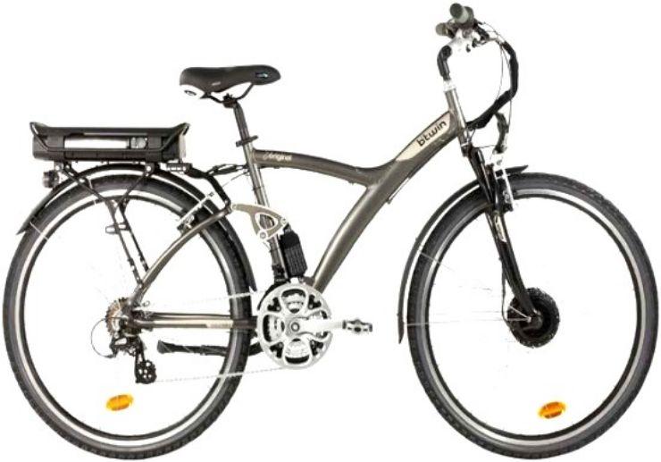 E-bike rental playa ingles