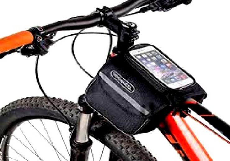 Mobile holder for e-bike hire