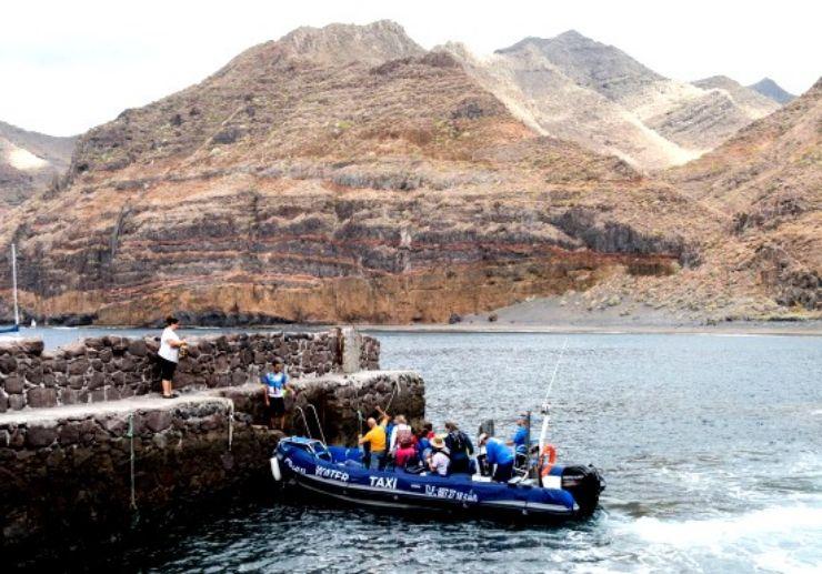 Anaga boat excursion in Tenerife