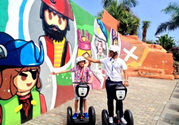 Fun segway tour Puerto de la Cruz