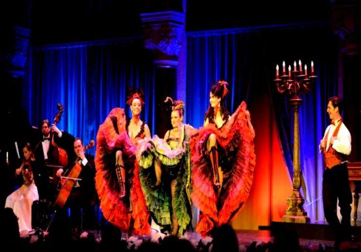 Christmas Gala show Budapest