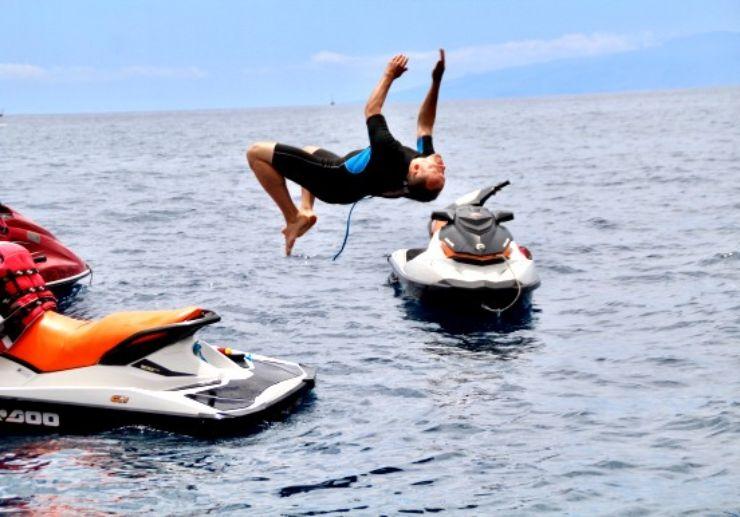 Have fun on jetski safari Lanzarote