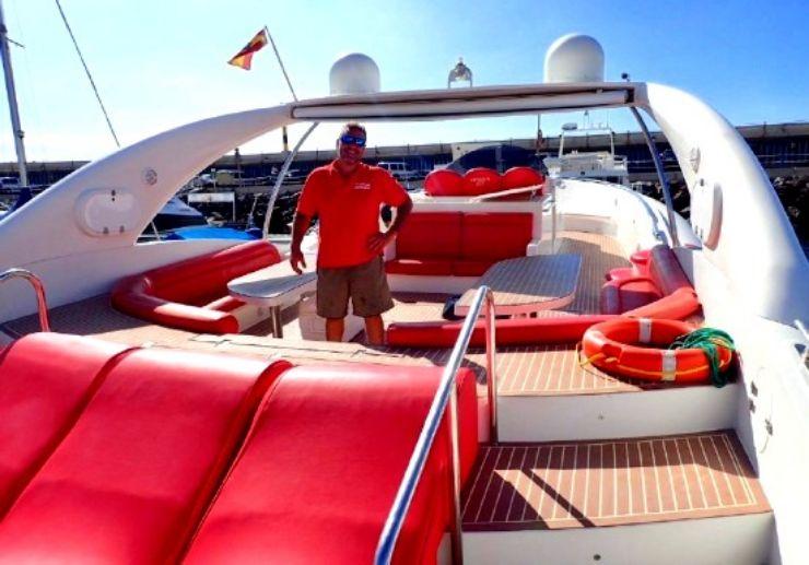 Opera 60 luxury boat excursion Tenerife
