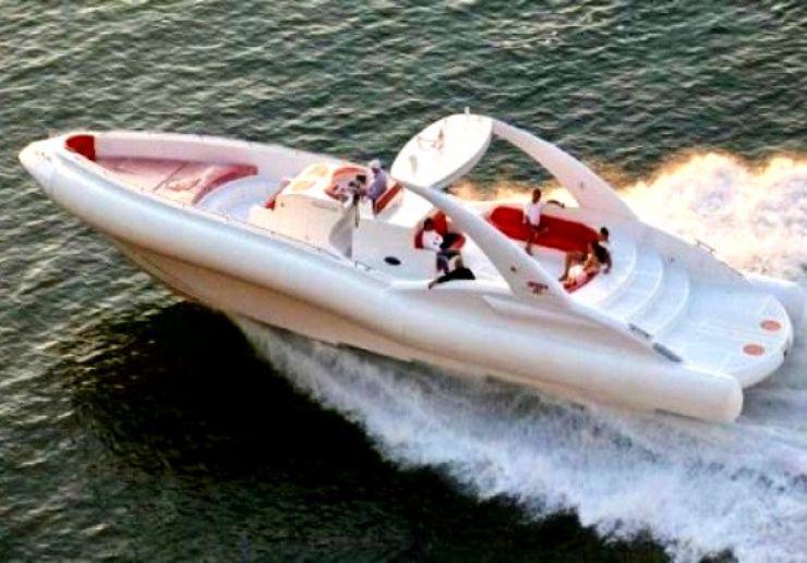 Tenerife luxury private boat trip on Opera 60