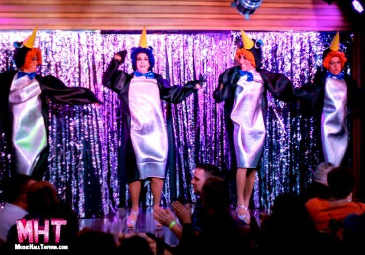 Comedy show Penguin