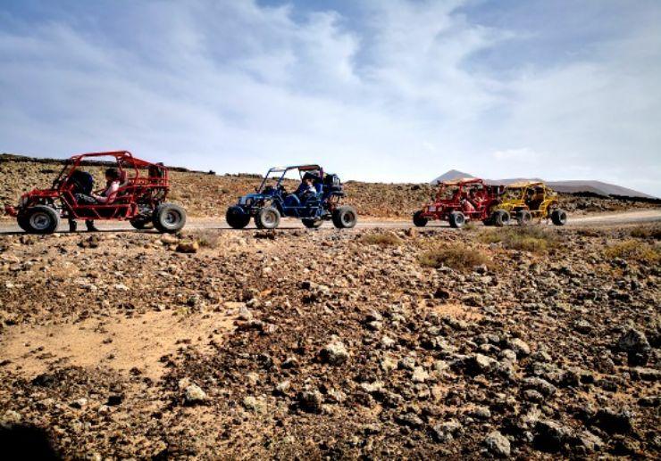 quad and buggy Fuerteventura off road adventure
