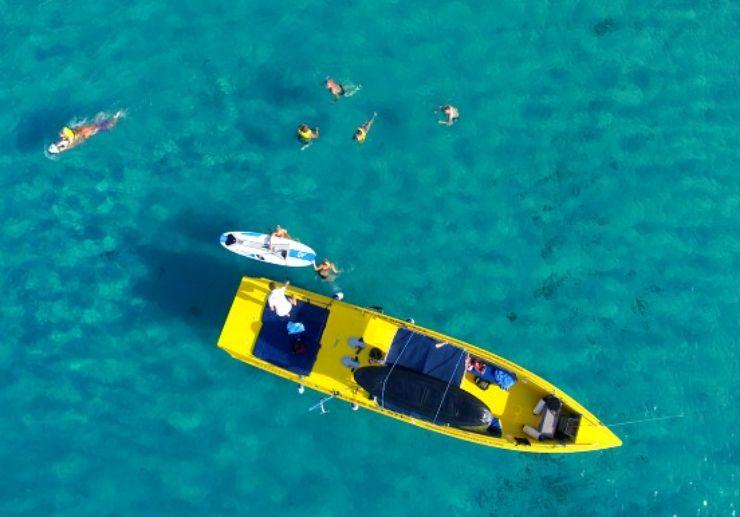 Ibiza speed boat tour