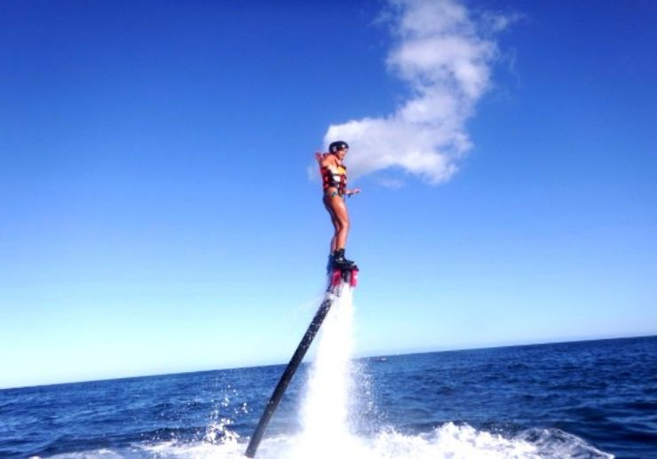 Flyboard experience Gran Canaria