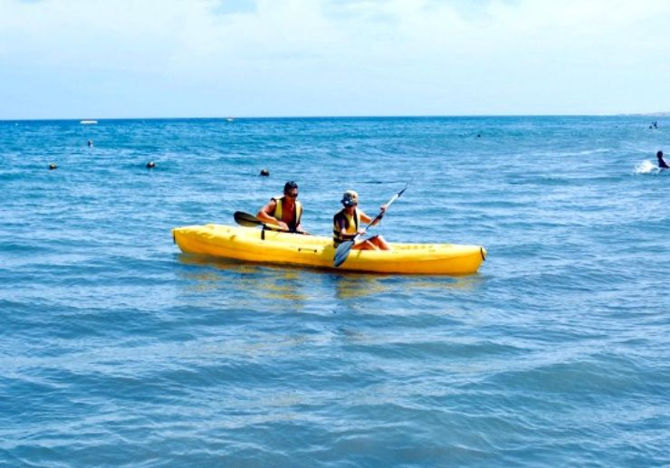 Gran Canaria kayak rental